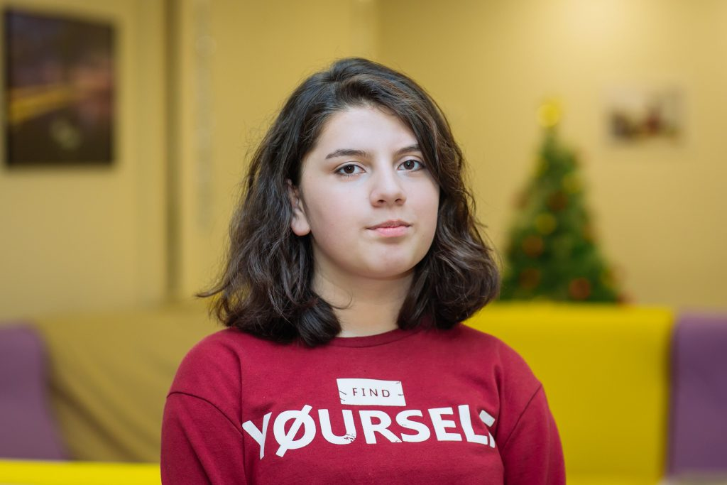 Маша, 15 лет
