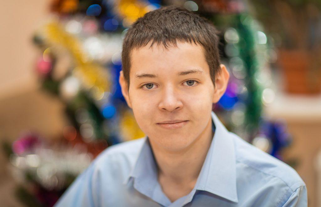 Дима, 15 лет
