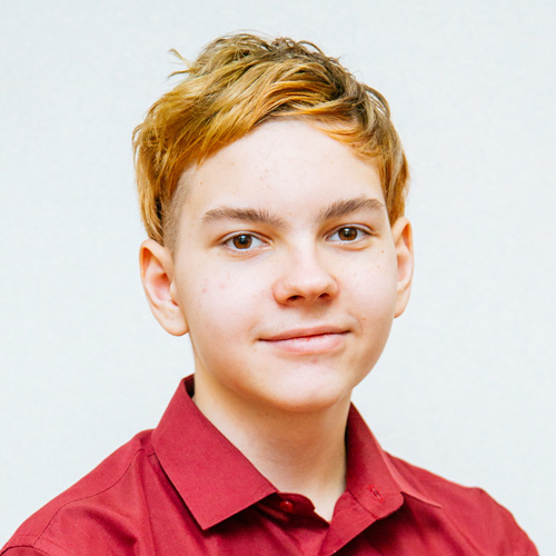 Максим, 15 лет