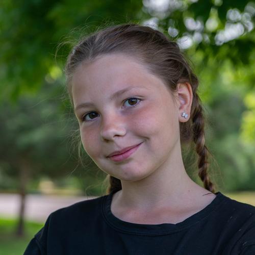 Маргарита, 11 лет