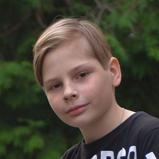 Дима, 13 лет