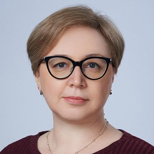 Анистратенко Оксана Борисовна