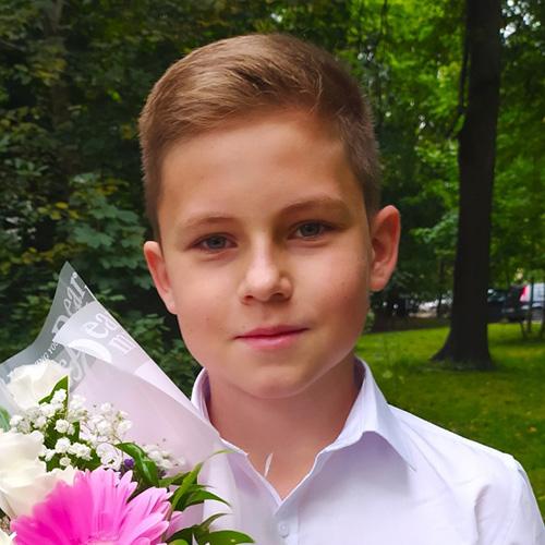 Денис, 12лет