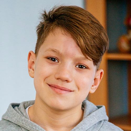 Александр, 12лет