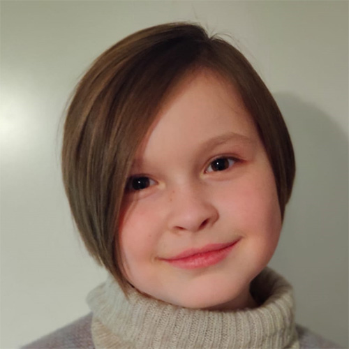 Мария, 9 лет