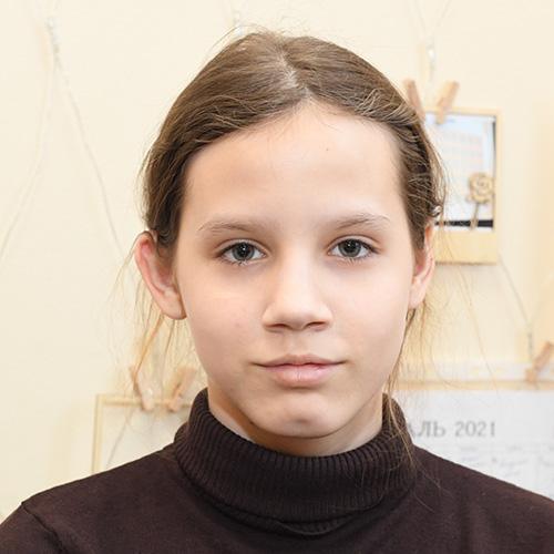 Дарья, 13 лет