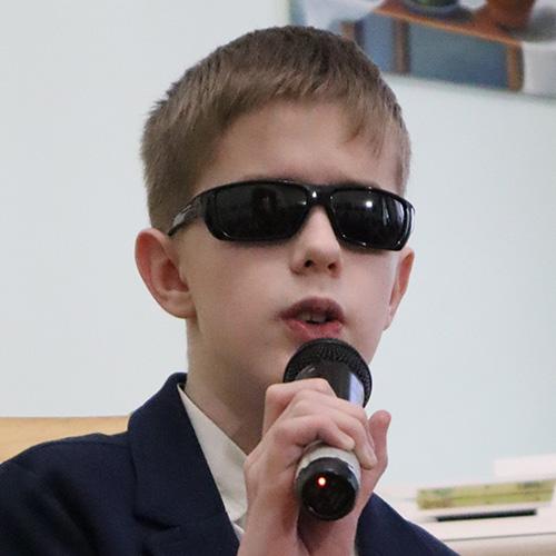 Максим, 12лет