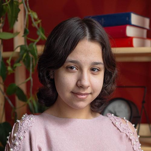 Виктория, 13 лет
