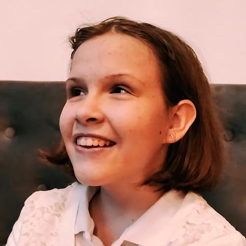 Вика, 13лет
