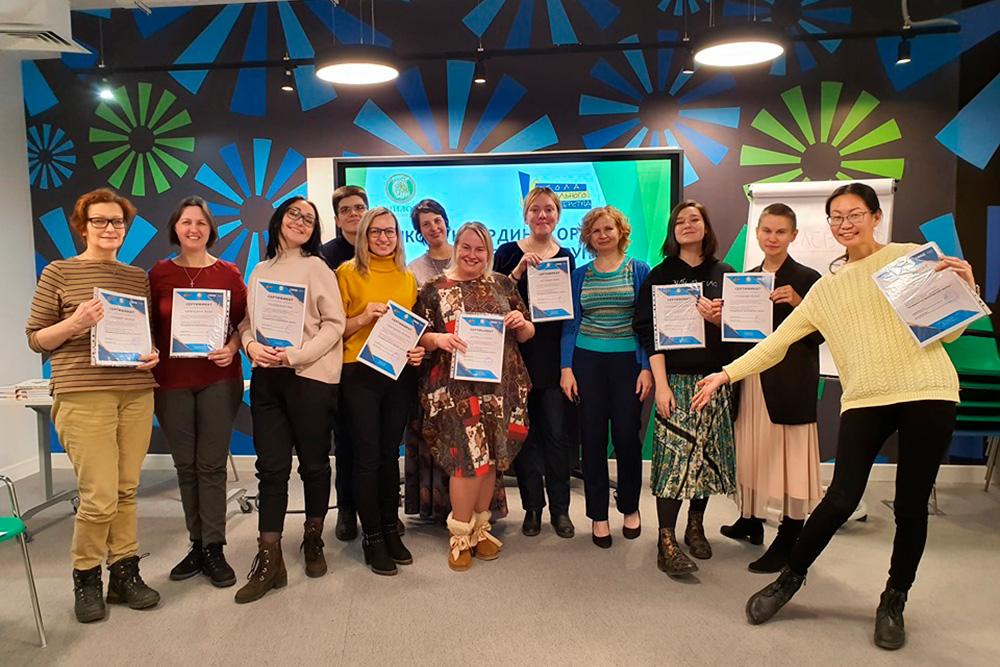 Движение «Даниловцы» приглашает вШколу координаторов волонтеров, занятия начинаются 18октября