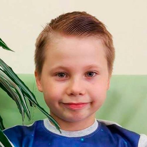 Федор, 11лет